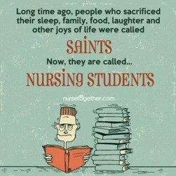 Long time ago, people who sacrificed 