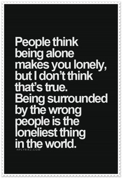 People think 