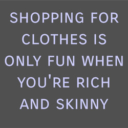 SHOPPING FOR 