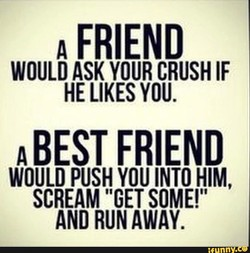 A FRIEND 