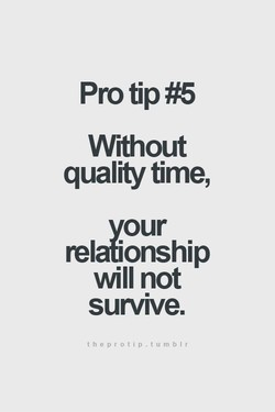 Pro tip 