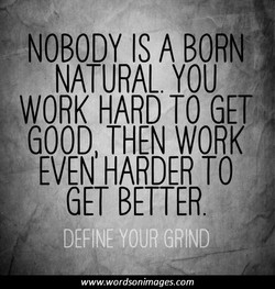 NOBODY IS A 