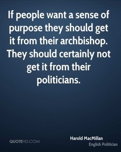 If people want a sense of 
