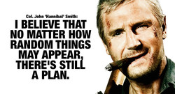 Col. John 'Hannibal' Smith: 