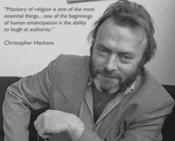 'Mockery of religion is one Of the most 