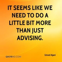 IT SEEMS LIKE WE 