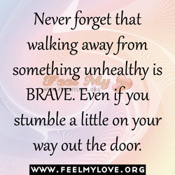 Neverforget that 