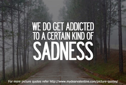 WE DO GET ADDICTED 