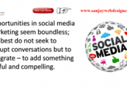 nrtunities in social media 