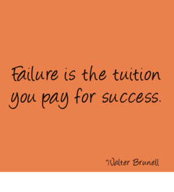 Failure (s the tuition 