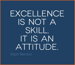 EXCELLENCE 