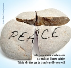 Feelings are-waves of information 