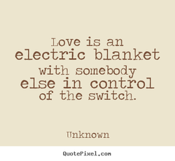 Love is an 