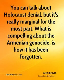 You can talk about 