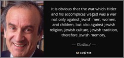 It is obvious that the war which Hitler 
