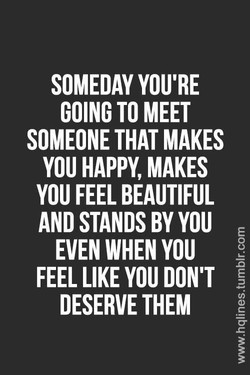 SOMEDAY YOU'RE 
