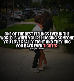 ONE OF THE BEST FEELINGS EVER IN THE 