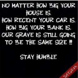 NO MATTER How BIG YOUR 