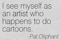 I see myself as 