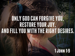 GOD CAN FORGIVE YOU, 