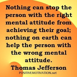 Nothing can stop the 