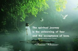 The spiritual journey 
