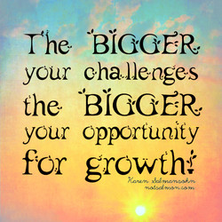 The -'BIGGER. 