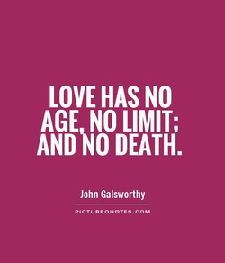 LOVE HAS NO 