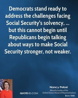 Democrats stand ready to 