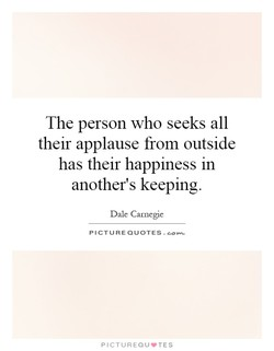 The person who seeks all 