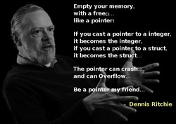 Empty your memory, 