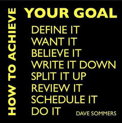 w YOUR GOAL 