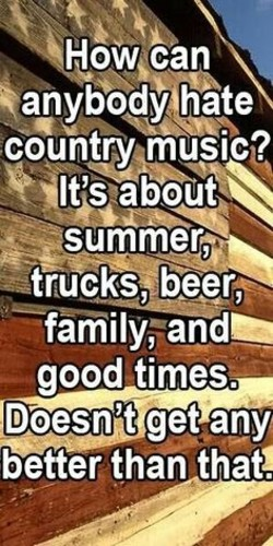 Quotes About Hating Country Music 22 Quotes