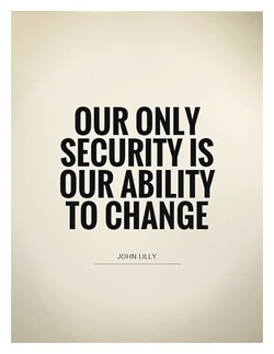 OUR ONLY 