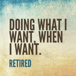 DOING WHAT I 