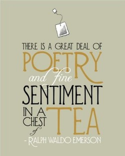 THERE IS A GREAT DEAL OF 