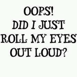 oops. 