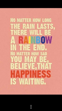 NO MATTER HOW LONG 