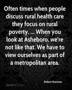 Often times when people 