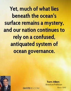 Yet, much of what lies 