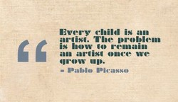 Every child is an 