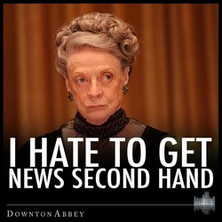 I HATE TO GET 