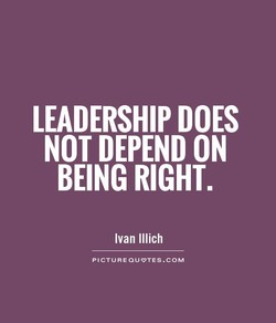 LEADERSHIP DOES 