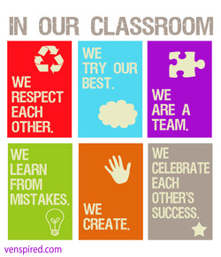 IN OUR CLASSROOM 