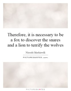 Therefore, it is necessary to be 
