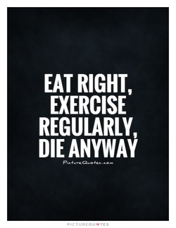 EAT RIGHT, 