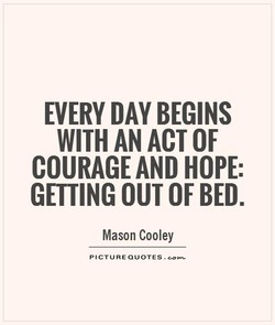 EVERY BEGINS 