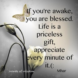I you're awake,