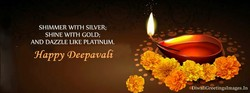 SHIMMER WITH SILVER; 