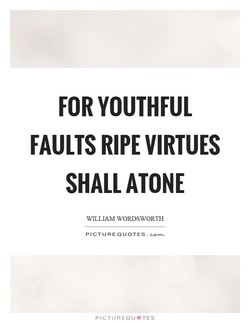 FOR YOUTHFUL 